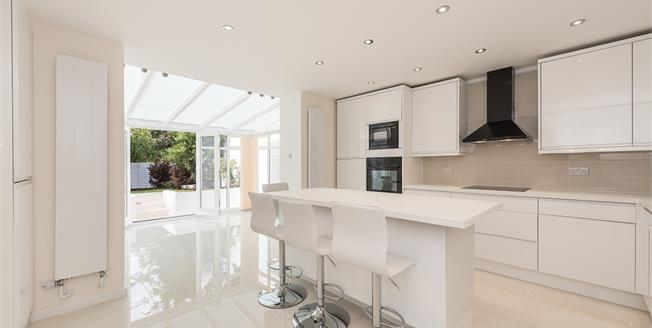 £9,533  per Calendar Month (Calculated), 5 Bedroom House To Rent in London, NW8
