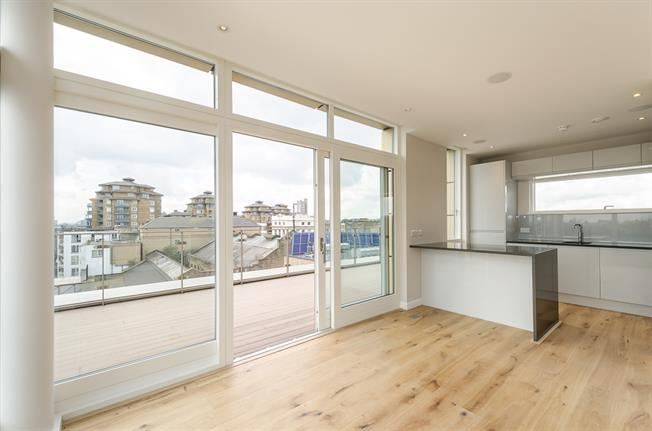 £5,958  per Calendar Month (Calculated), 3 Bedroom Apartment To Rent in London, W9