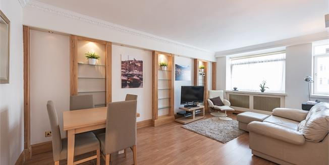 £2,600  per Calendar Month (Calculated), 1 Bedroom Apartment To Rent in London, NW1