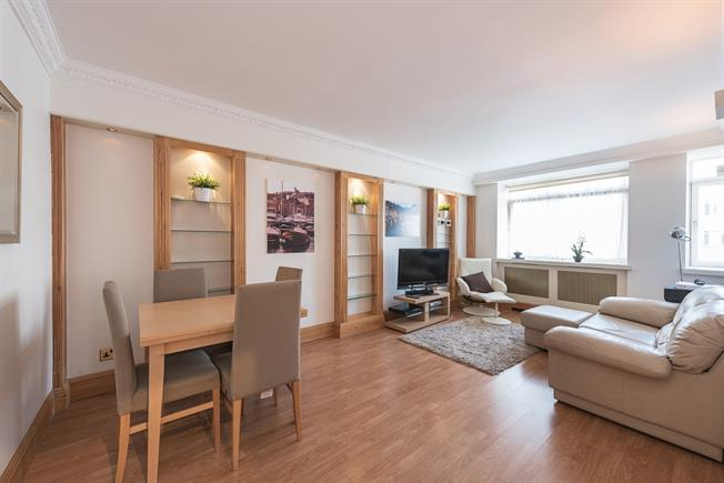 £2,750 per Calendar Month, 1 Bedroom Apartment To Rent in London, NW1