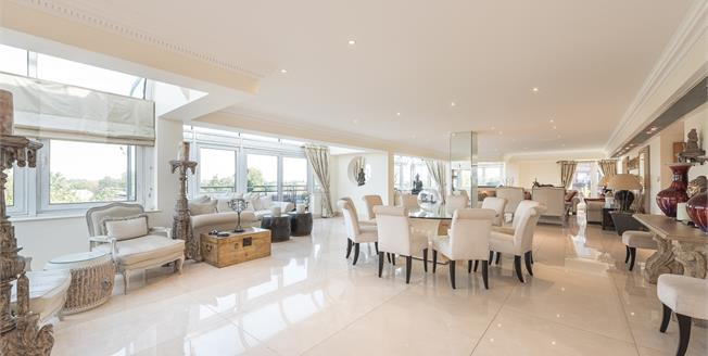 £30,116  per Calendar Month (Calculated), 5 Bedroom Apartment To Rent in London, NW8