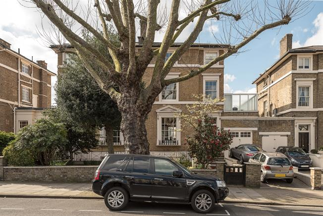 £15,166  per Calendar Month (Calculated), 2 Bedroom Flat To Rent in London, W9