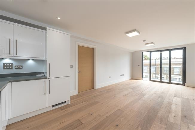 £2,058  per Calendar Month (Calculated), 2 Bedroom Apartment To Rent in London, NW6