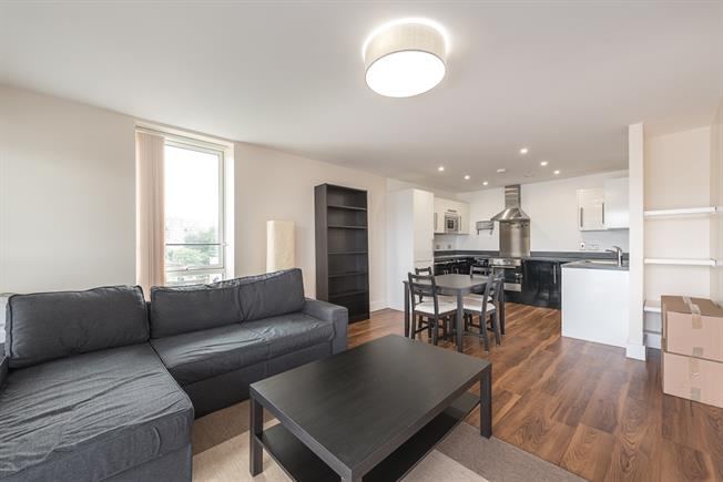 £2,383  per Calendar Month (Calculated), 2 Bedroom Apartment To Rent in London, NW8