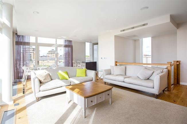 £6,045  per Calendar Month (Calculated), 3 Bedroom Apartment To Rent in London, W9