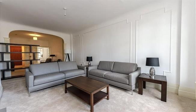 £7,063  per Calendar Month (Calculated), 5 Bedroom Flat To Rent in London, NW8