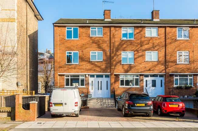 £7,800  per Calendar Month (Calculated), 4 Bedroom House To Rent in London, NW3