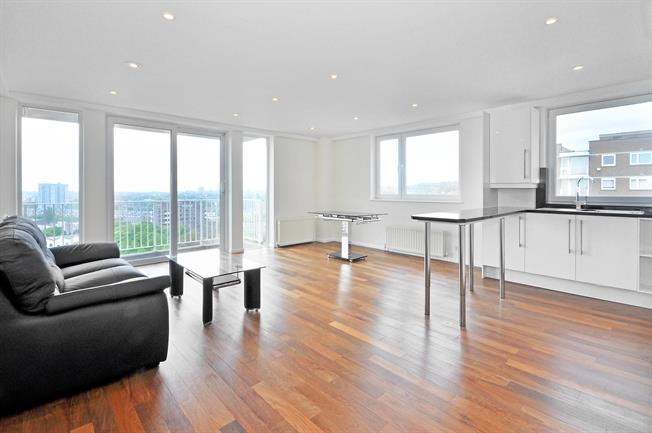 £3,011  per Calendar Month (Calculated), 2 Bedroom Apartment To Rent in London, NW8