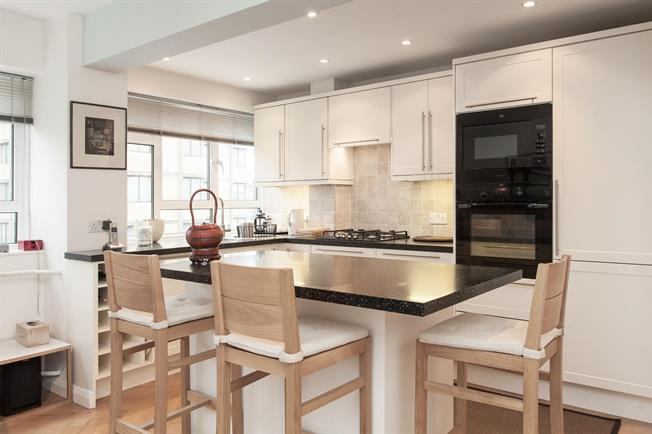 £1,950  per Calendar Month (Calculated), 1 Bedroom Apartment To Rent in London, NW8