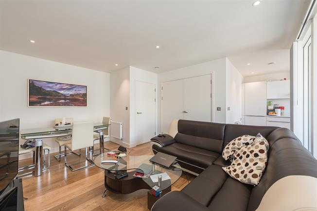 £1,863  per Calendar Month (Calculated), 2 Bedroom Apartment To Rent in London, NW6