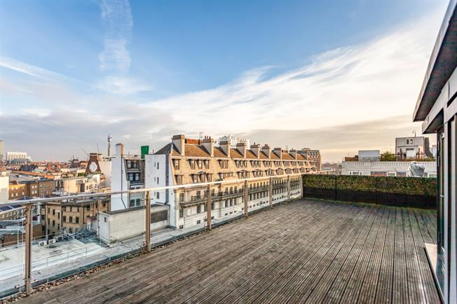 £11,916  per Calendar Month (Calculated), 3 Bedroom Penthouse To Rent in London, NW1