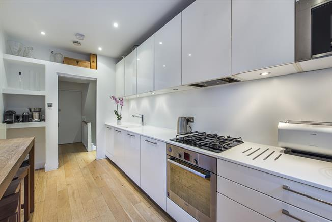 £3,661  per Calendar Month (Calculated), 2 Bedroom Flat To Rent in London, NW1