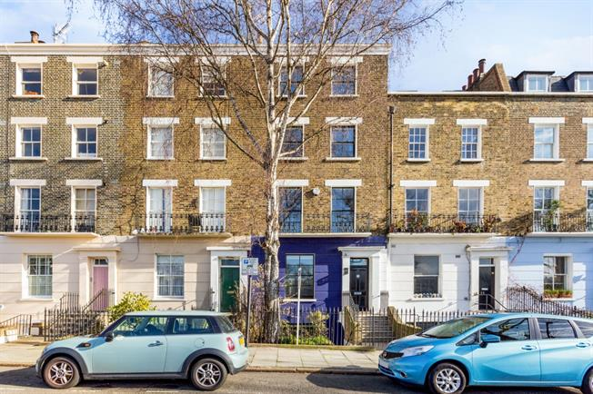 £6,933  per Calendar Month (Calculated), 5 Bedroom Terraced House To Rent in London, NW1
