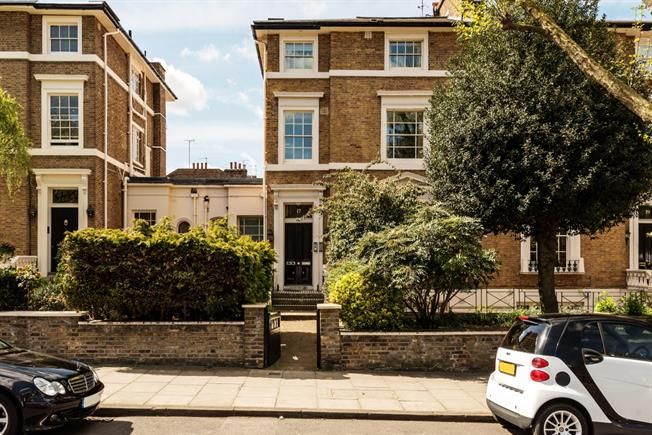 £10,616  per Calendar Month (Calculated), 3 Bedroom Flat To Rent in London, W9