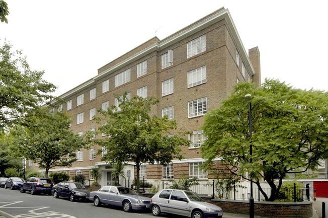 £2,166  per Calendar Month (Calculated), 1 Bedroom Apartment To Rent in London, NW8