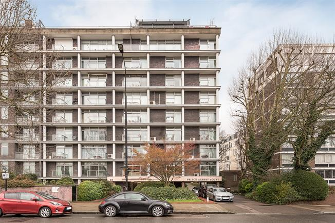 £5,633  per Calendar Month (Calculated), 3 Bedroom Flat To Rent in London, NW8