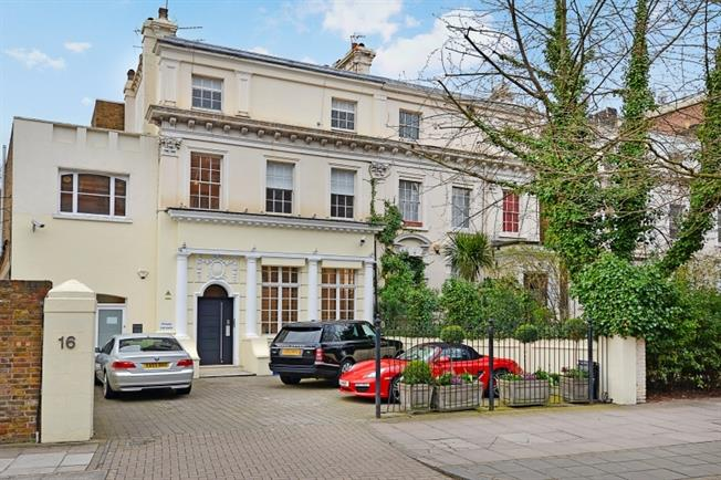£4,766  per Calendar Month (Calculated), 4 Bedroom Duplex Apartment To Rent in London, NW8