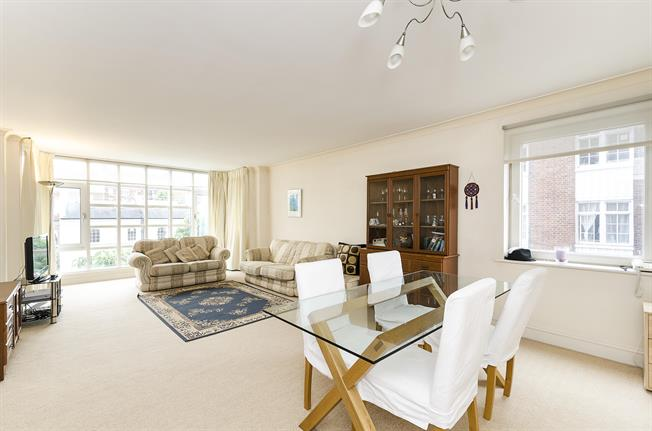£3,250  per Calendar Month (Calculated), 2 Bedroom Apartment To Rent in London, NW8