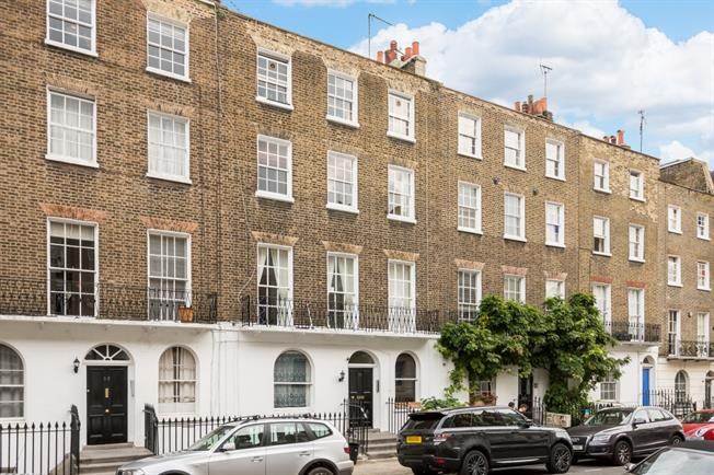 £1,733  per Calendar Month (Calculated), 1 Bedroom Flat To Rent in London, NW1