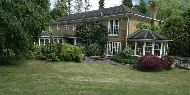 £10,000 per Calendar Month, 5 Bedroom Detached House To Rent in Ascot, Berkshire, SL5