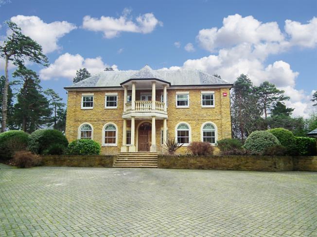 £13,500 per Calendar Month, 5 Bedroom Detached House To Rent in Ascot, Berkshire, SL5