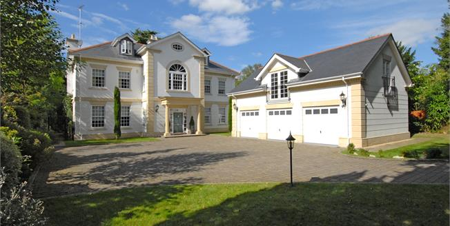£9,000 per Calendar Month, 7 Bedroom Detached House To Rent in Ascot, SL5