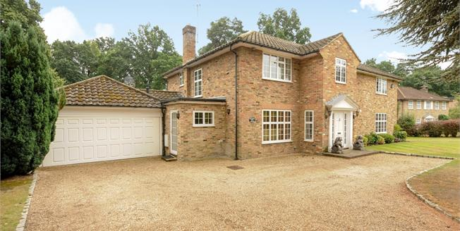 £5,495 per Calendar Month, 5 Bedroom Detached House To Rent in Ascot, SL5