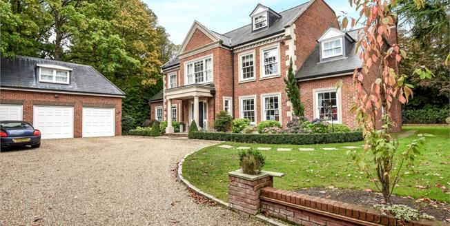 £11,500 per Calendar Month, 6 Bedroom Detached House To Rent in Ascot, SL5
