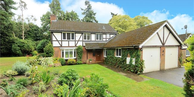 £3,500 per Calendar Month, 4 Bedroom Detached House To Rent in Ascot, SL5