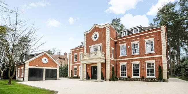 £16,000 per Calendar Month, 6 Bedroom House To Rent in Ascot, SL5