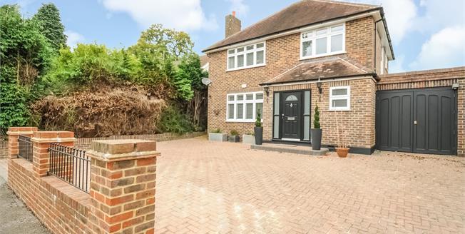 £3,950 per Calendar Month, 5 Bedroom Detached House To Rent in Englefield Green, TW20