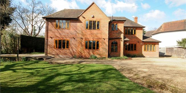 £4,500 per Calendar Month, 5 Bedroom House To Rent in Ascot, SL5