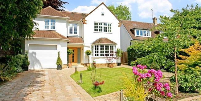 £3,975 per Calendar Month, 4 Bedroom Detached House To Rent in Englefield Green, TW20