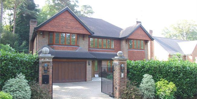 £5,000 per Calendar Month, 5 Bedroom Detached House To Rent in Ascot, SL5