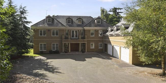 £15,000 per Calendar Month, 7 Bedroom House To Rent in Virginia Water, GU25