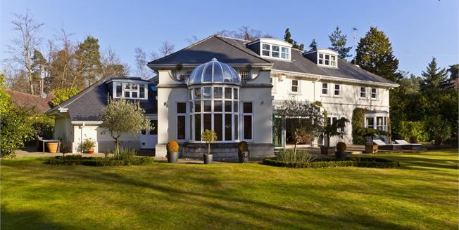 £13,500 per Calendar Month, 5 Bedroom House To Rent in Virginia Water, GU25
