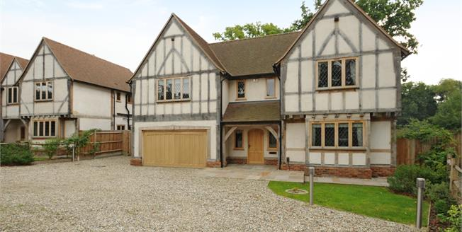 £5,650 per Calendar Month, 5 Bedroom House To Rent in Virginia Water, GU25