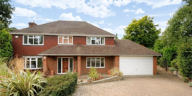 £3,500 per Calendar Month, 5 Bedroom House To Rent in Ascot, SL5