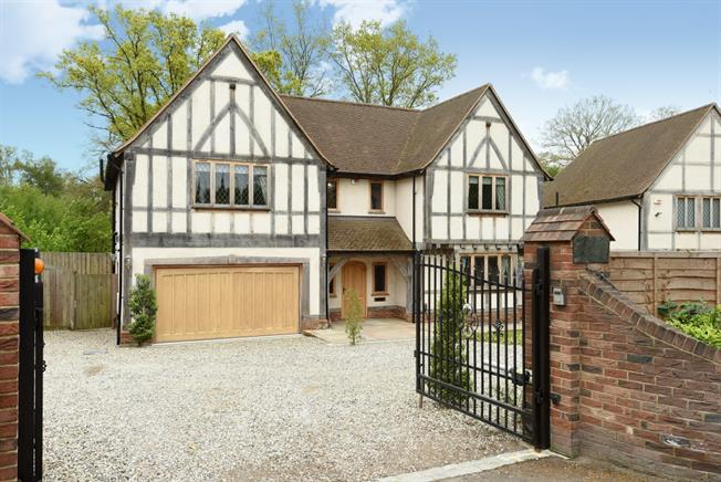£10,508  per Calendar Month (Calculated), 5 Bedroom House To Rent in Virginia Water, GU25