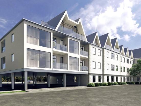 £1,500 per Calendar Month, 2 Bedroom Flat To Rent in Chertsey, KT16