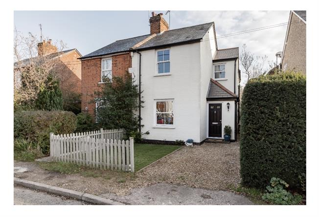 £2,250 per Calendar Month, 3 Bedroom Cottage House To Rent in Ascot, SL5