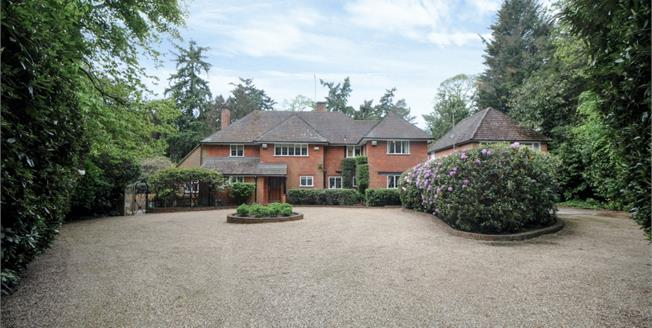 £7,300 per Calendar Month, 5 Bedroom Detached House To Rent in Virginia Water, GU25