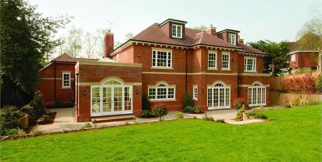£13,000 per Calendar Month, 7 Bedroom Detached House To Rent in Ascot, SL5