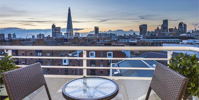 £3,878  per Calendar Month (Calculated), 3 Bedroom Apartment To Rent in London, SE1