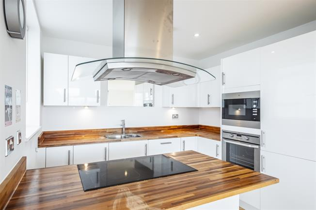 £3,228  per Calendar Month (Calculated), 2 Bedroom Apartment To Rent in London, SE16