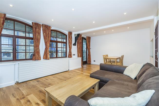 £2,340  per Calendar Month (Calculated), 2 Bedroom Apartment To Rent in London, SE1
