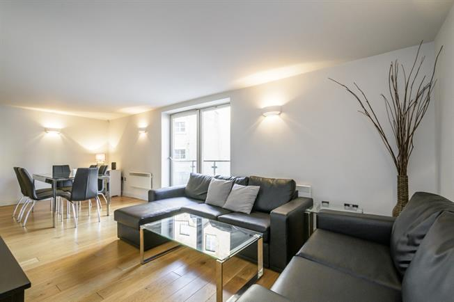 £3,033  per Calendar Month (Calculated), 1 Bedroom Flat To Rent in London, SE1