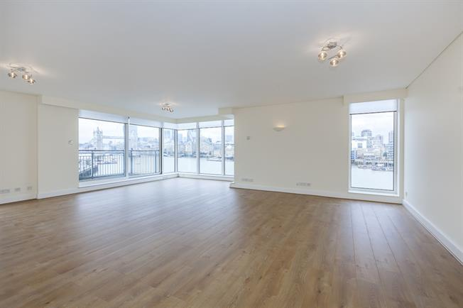 £4,311  per Calendar Month (Calculated), 2 Bedroom Apartment To Rent in London, SE16