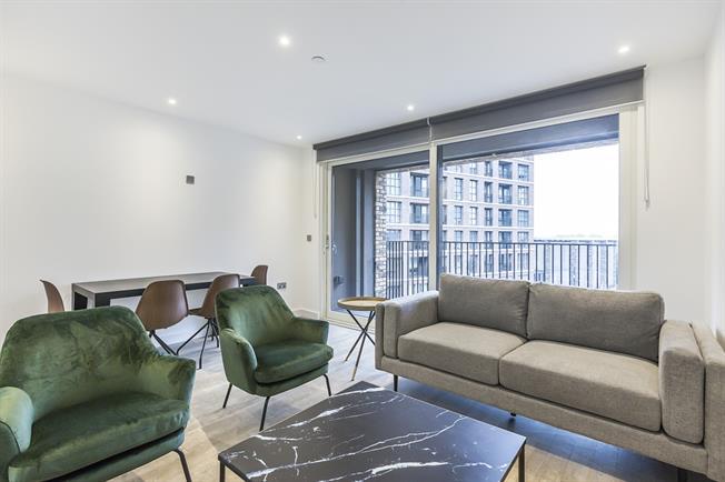 £2,620 per Calendar Month, 2 Bedroom Duplex Apartment To Rent in London, SE16