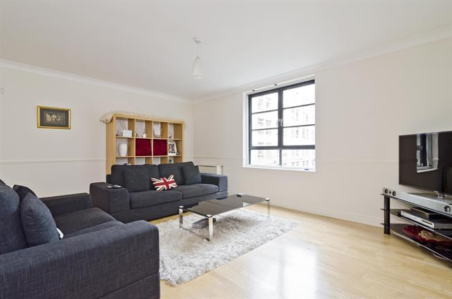 £1,906  per Calendar Month (Calculated), 1 Bedroom Apartment To Rent in London, SE1